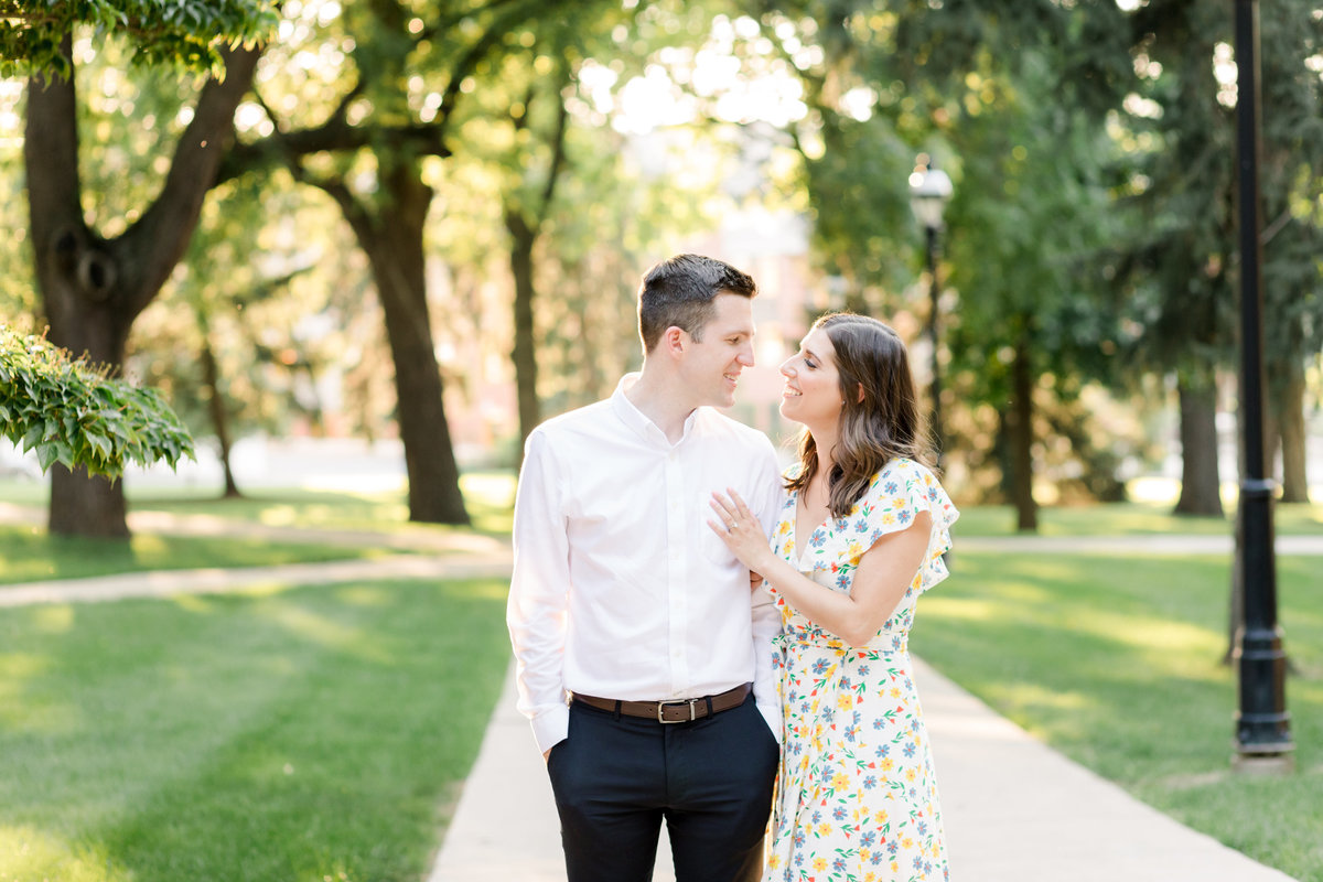 Lehigh University Engagement Session-69