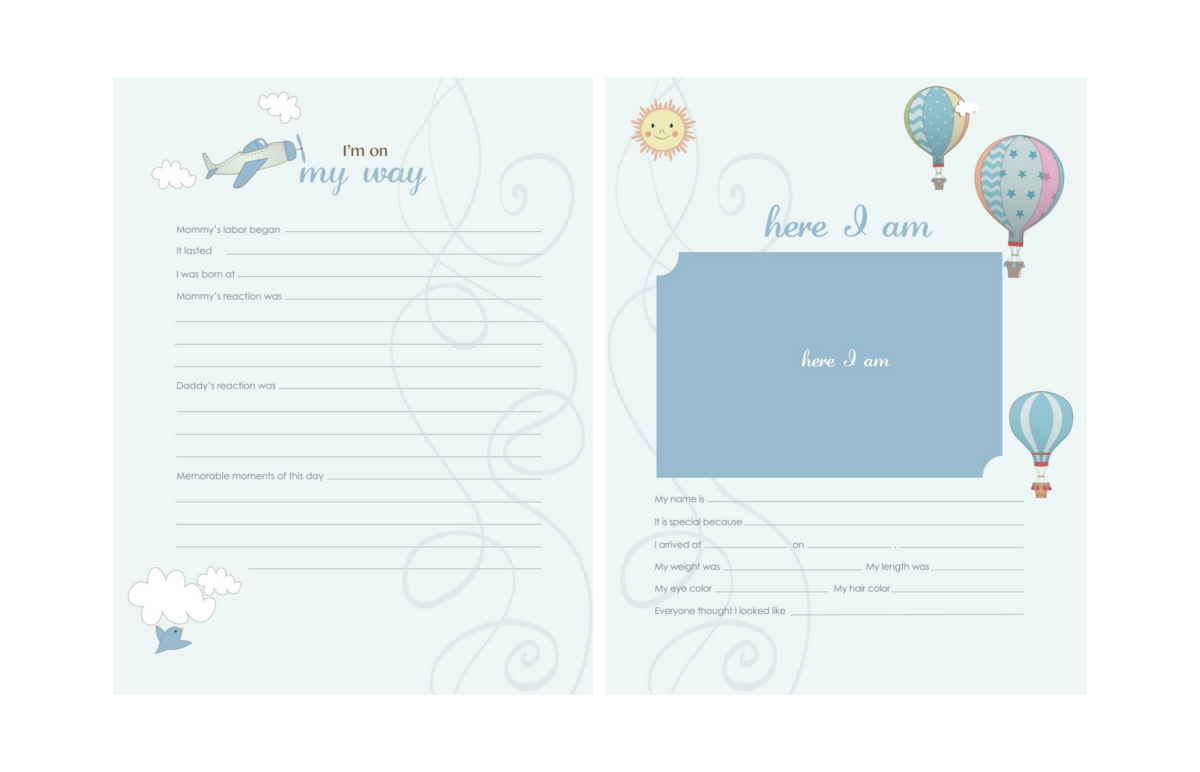 Baby-Book-Pages-Blue-20-21