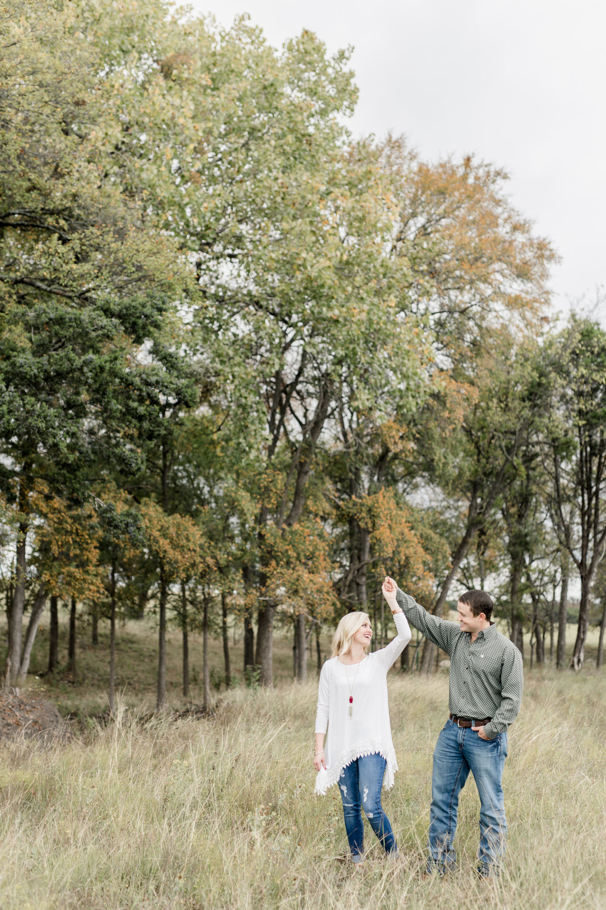 Hidden River Ranch Engagement-15