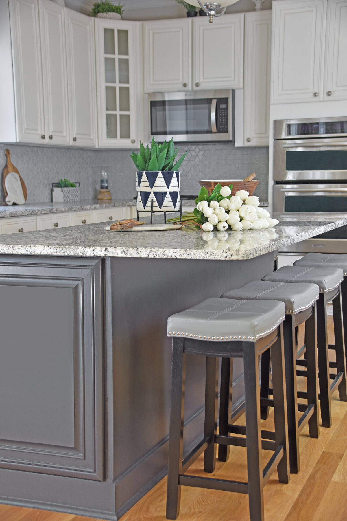 Lake Norman North Carolina Kitchen Design