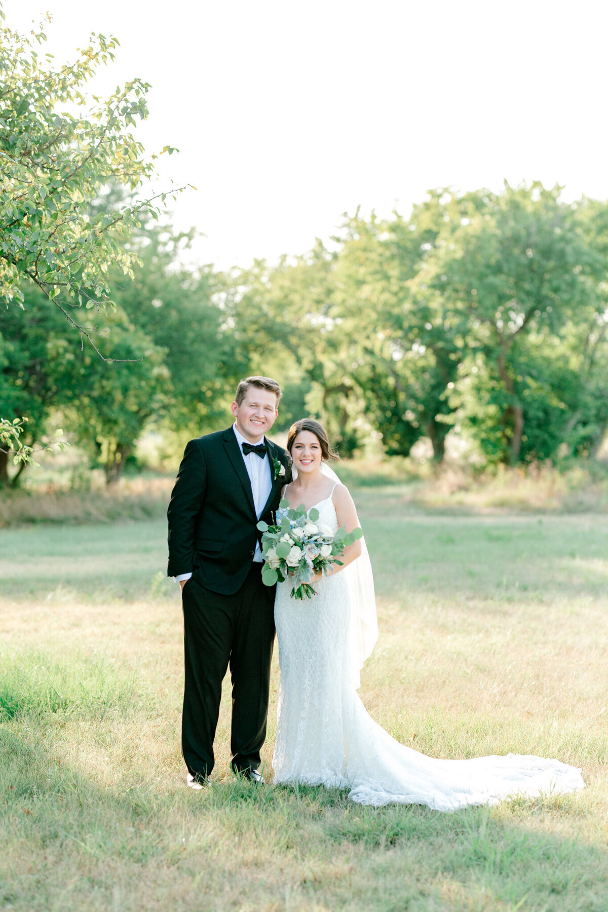Anna & Billy's Wedding at The Nest at Ruth Farms | Dallas Wedding Photographer | Sami Kathryn Photography-1