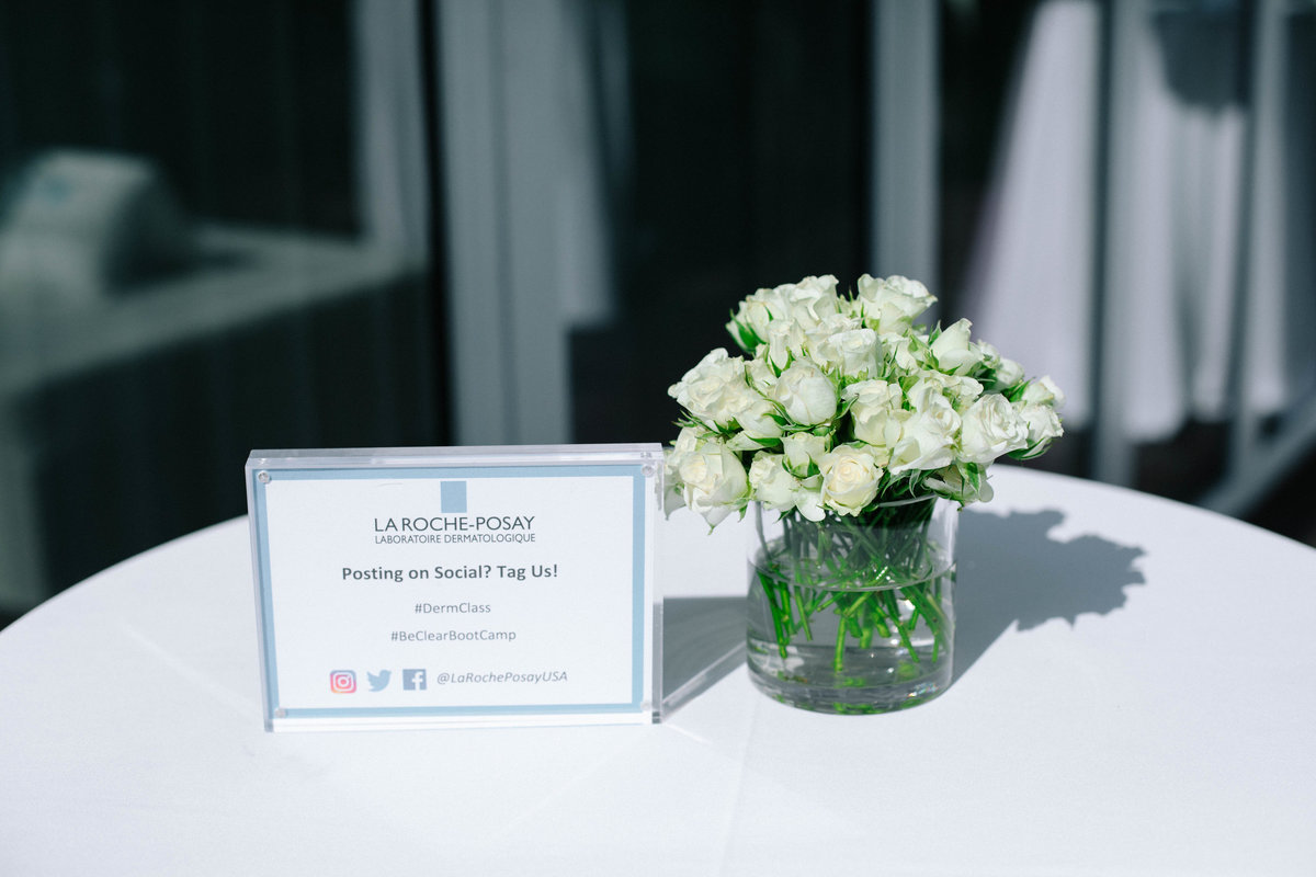Savvy Events Los Angeles Event Planner La Roche Posay548A8492
