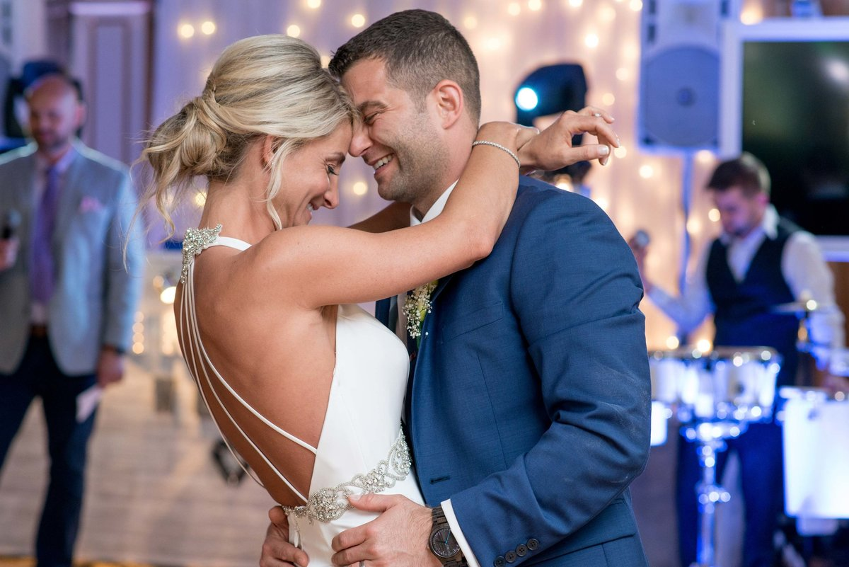 First dance at Giorgio's Baiting Hollow