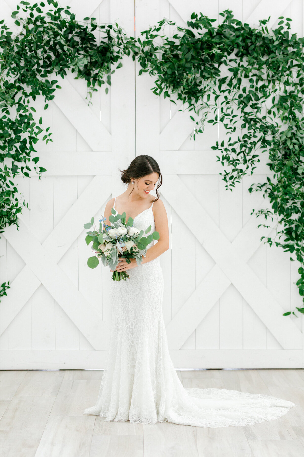Anna & Billy's Wedding at The Nest at Ruth Farms | Dallas Wedding Photographer | Sami Kathryn Photography-120