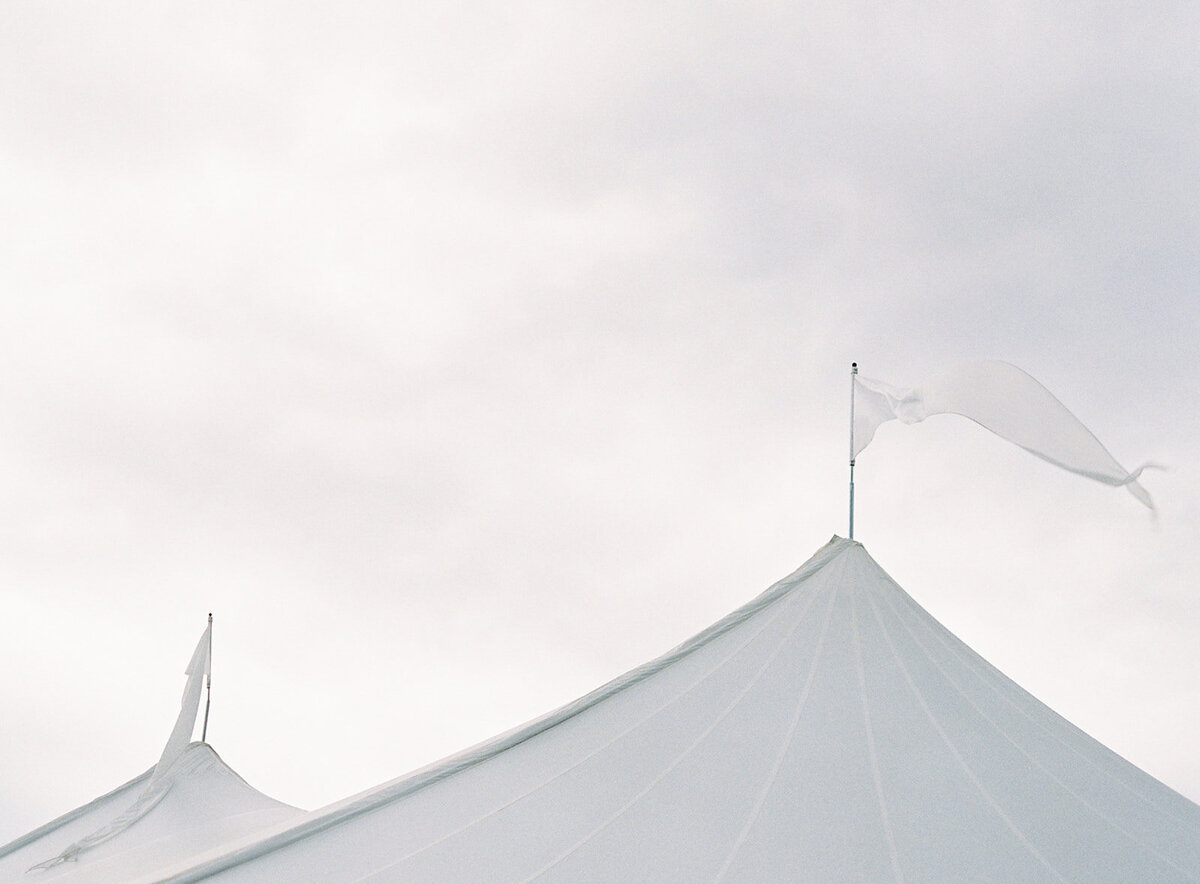 Sperry Tent Wedding Colorado