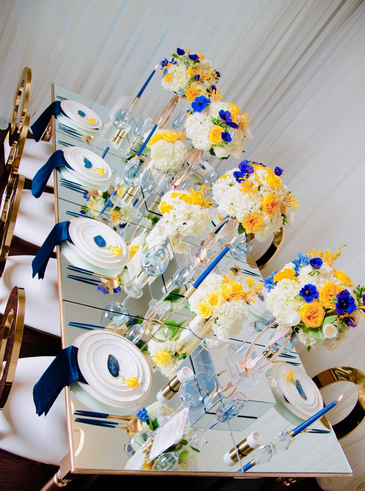 SG3 Events Wedding Tablescape 23