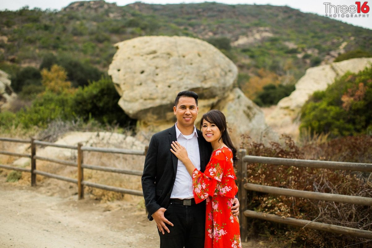 Laguna Coast Wilderness Park Engagement Professional Photographer_1
