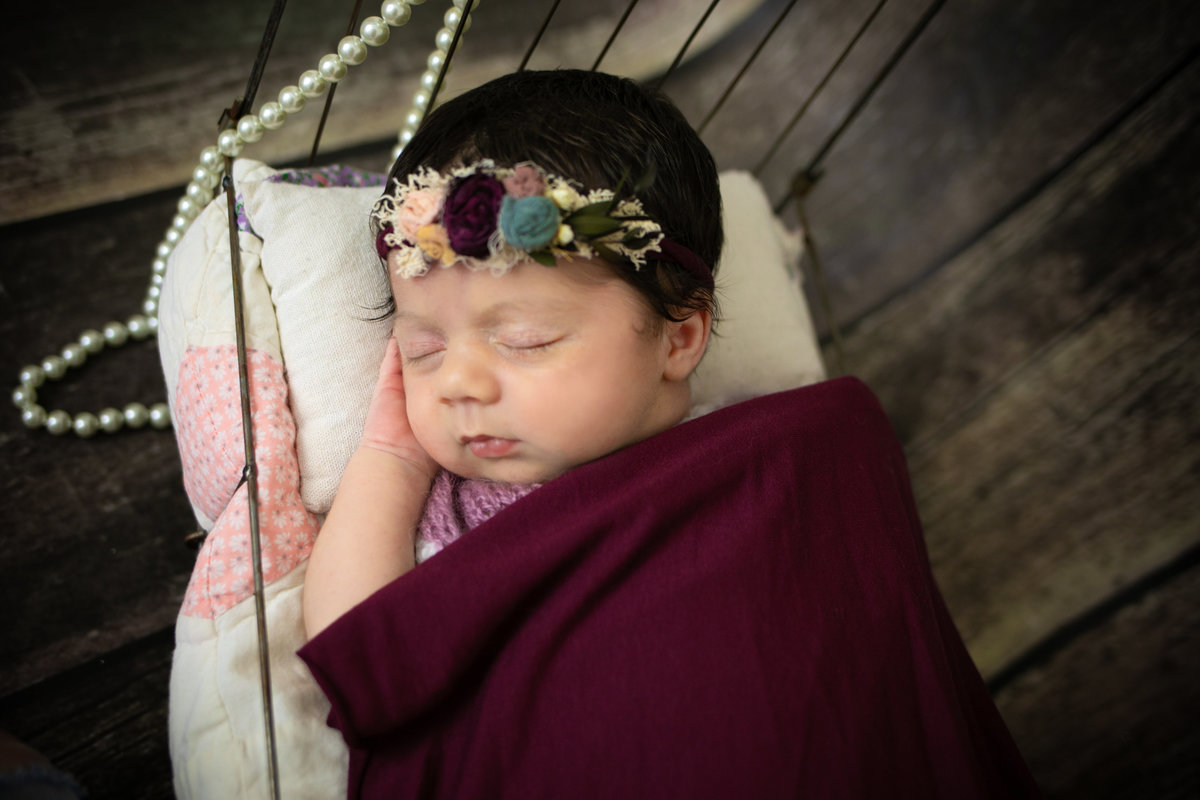 Newborn Photographer Lake Charles