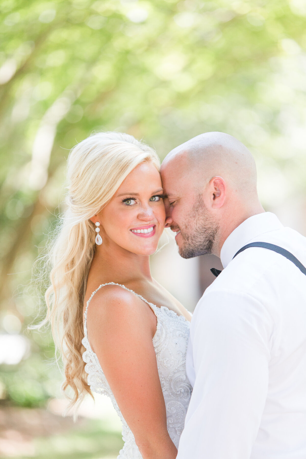 Emily & Michael - Piedmont Club -Bride & Groom Portraits-142