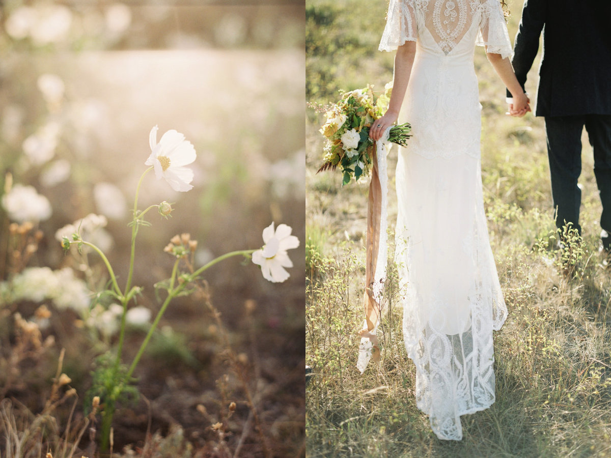 18 flower field, Legends of the Fall, Montana Wedding