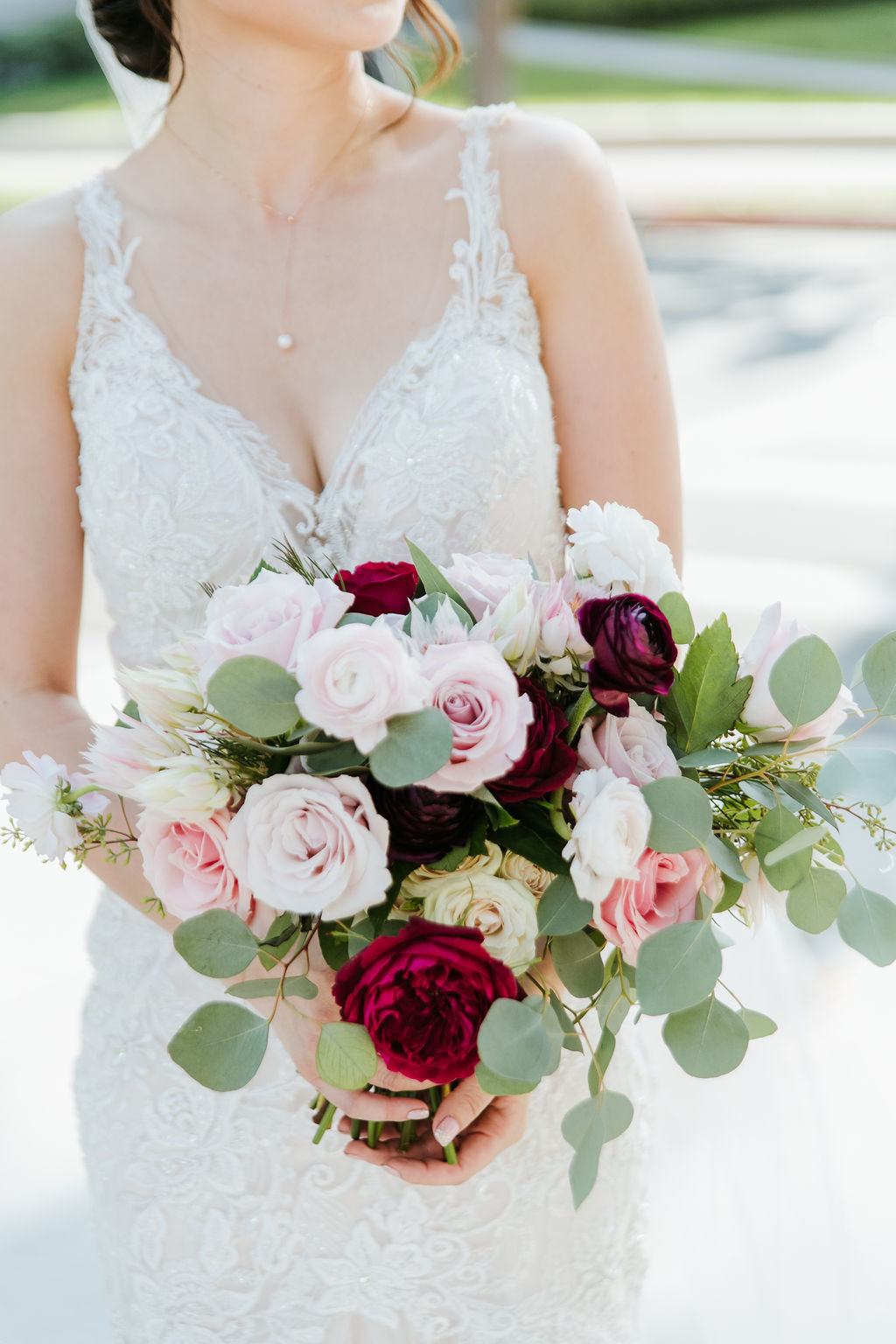 Bridal-Bouquet-Pink-Mauve