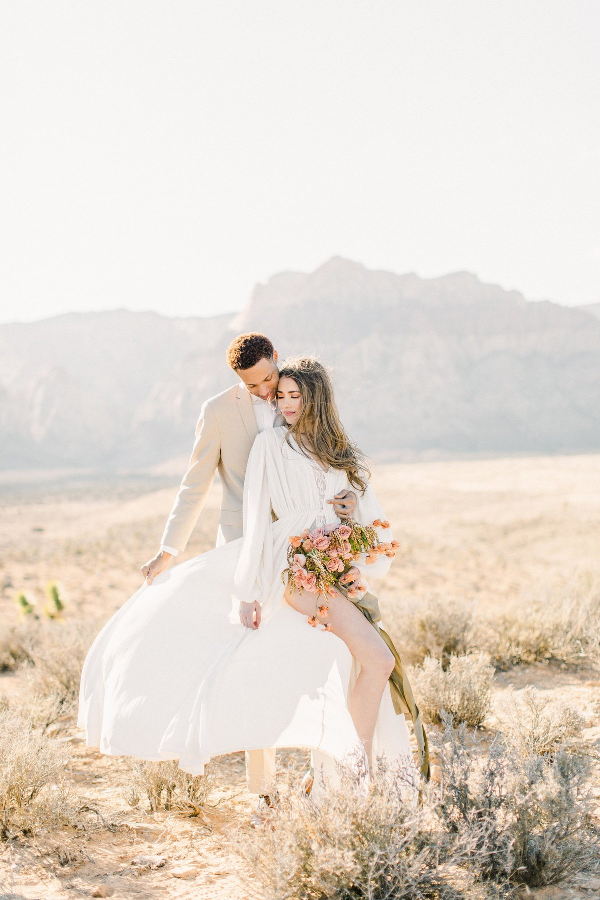 Babsie-Ly-Photography-Red-Rock-Canyon-Las-Vegas-Wedding-Elopement-Fine-Art-Film-domenica-domenica-robe-002