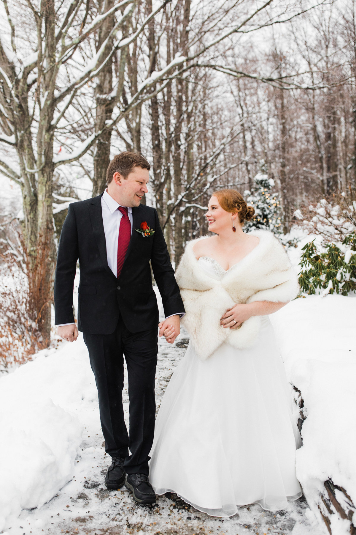 Nh  new england maine boston winter bride wedding Esra Y Photography-1
