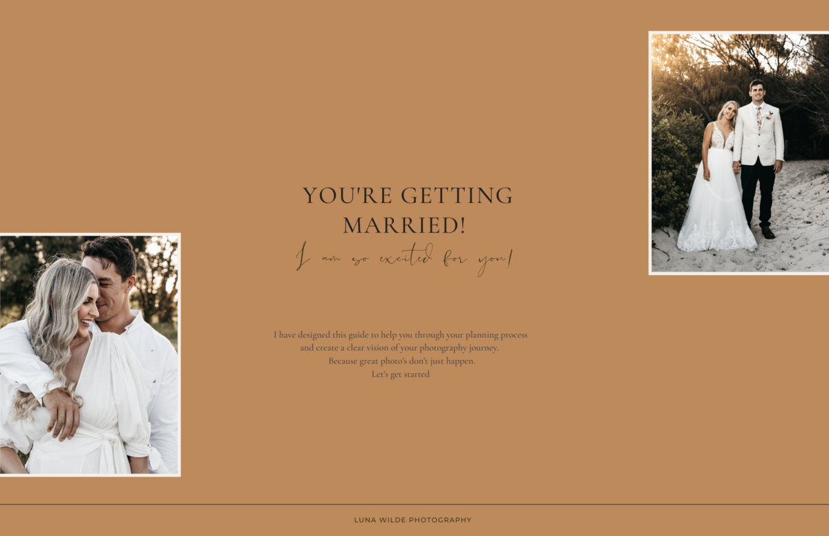 Wedding elopement guide for couples now on my blog
