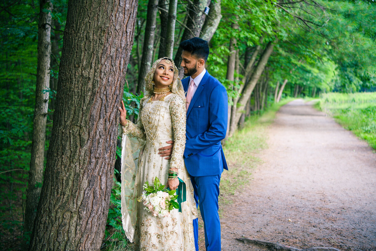 Nashua New Hampshire Muslim Wedding Ceremony