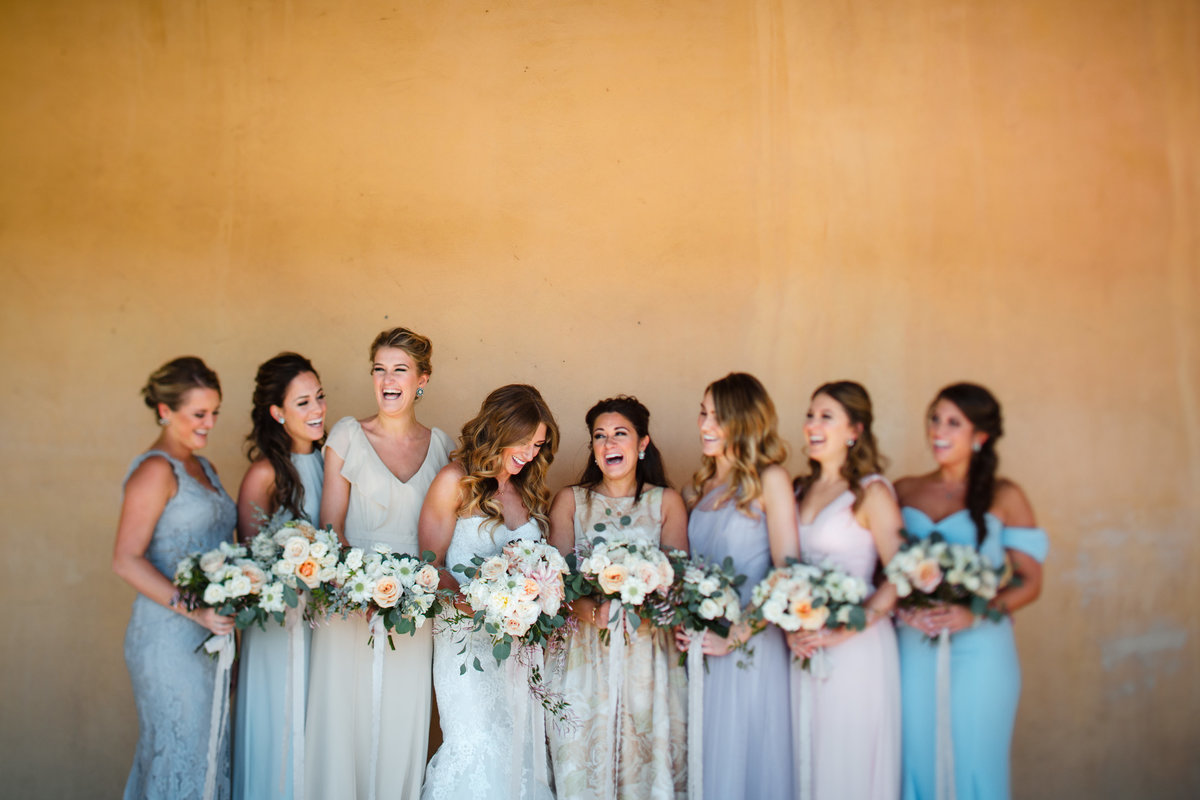 Bridal Party in Scottsdale