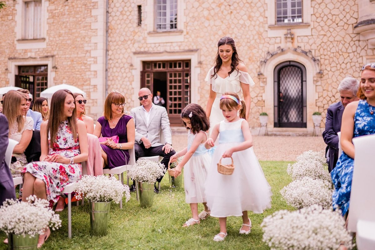 wedding, chateau, la couronne, marthon, photographer, france, south, elegant