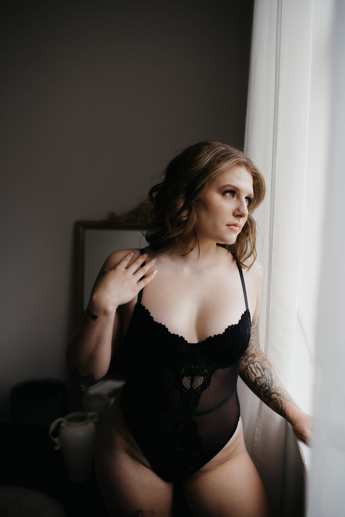 Staci Mitchell Photography | Calgary Boudoir | Juliana-22