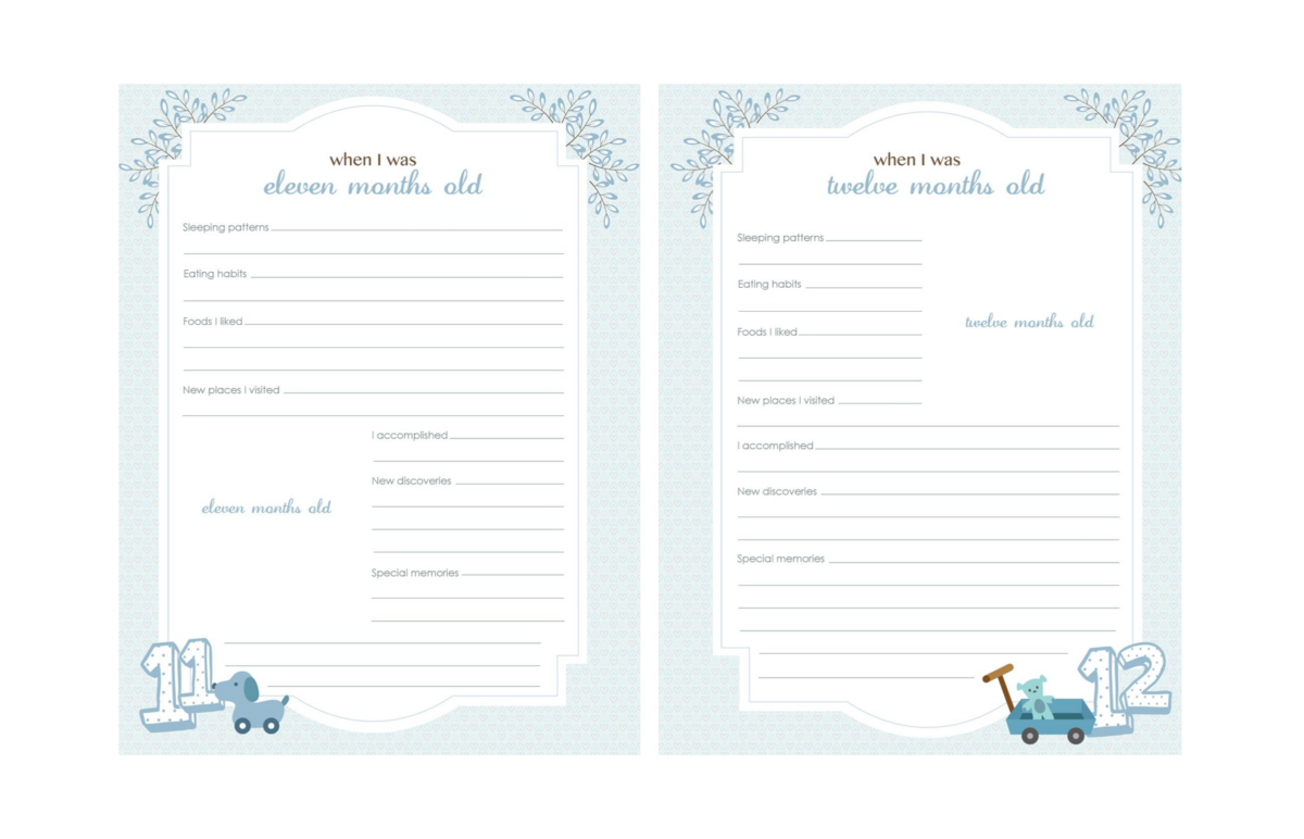Baby-Book-Pages-Blue-48-49