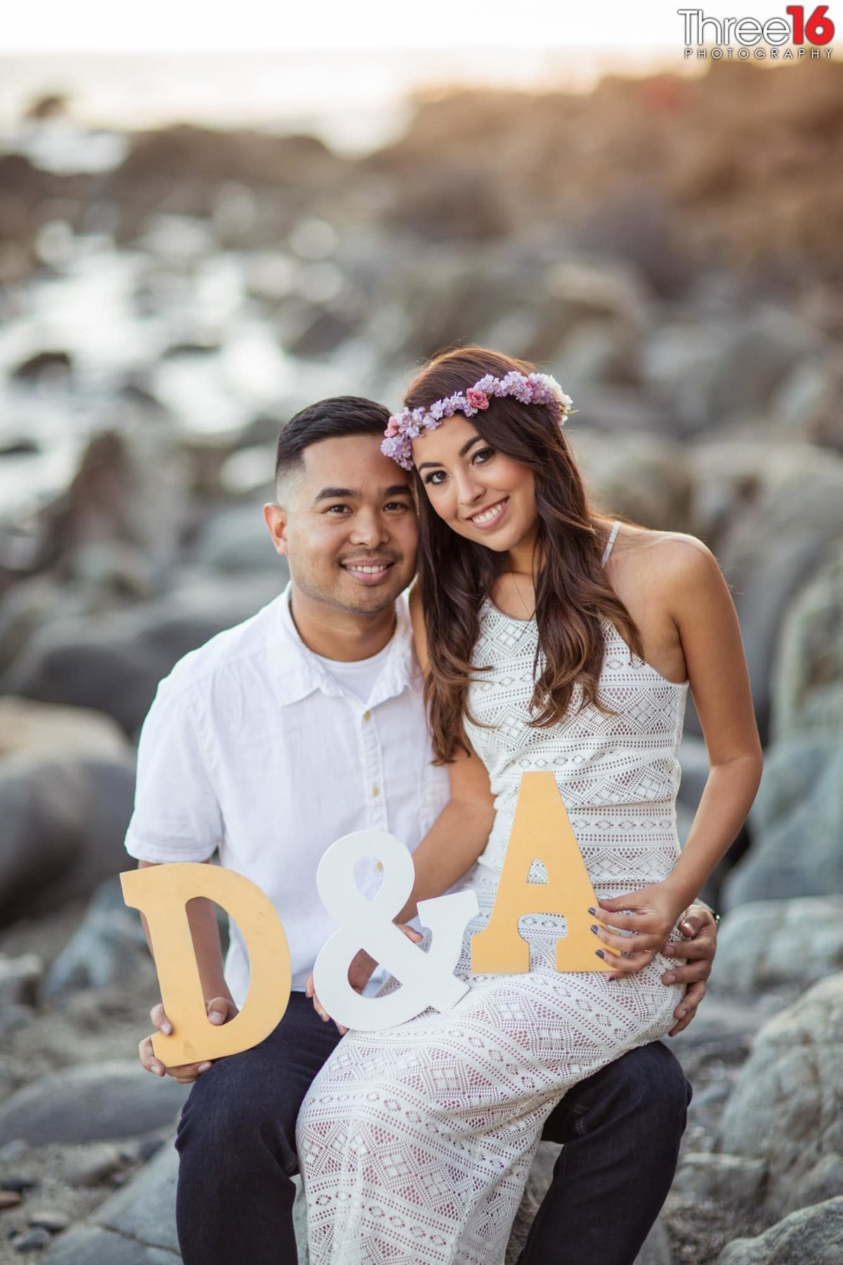 Doheny State Beach Engagement Photos Dana Point