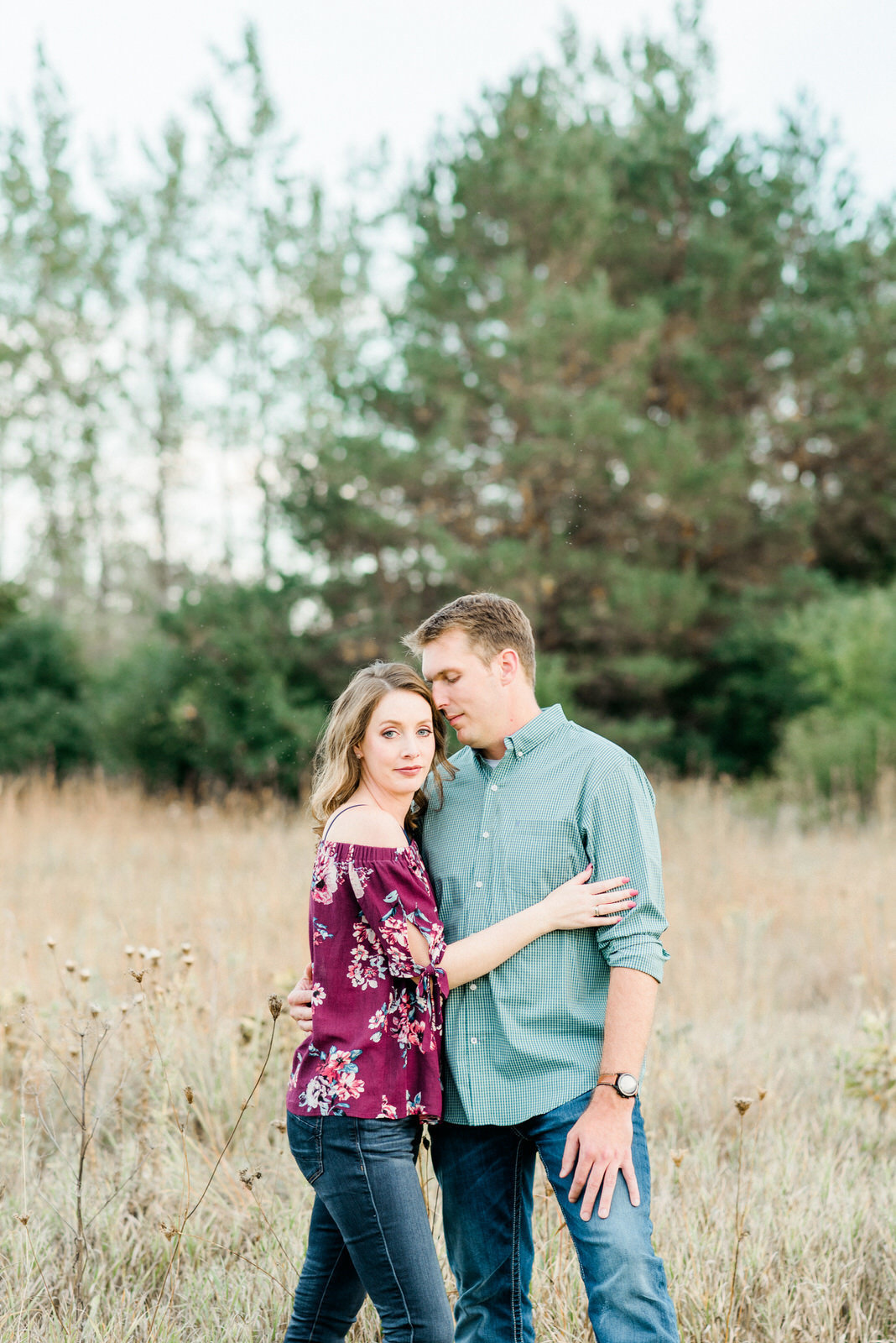 NIcole Corrine Adventure engagement session Omaha Mason City Des Moines Lincoln