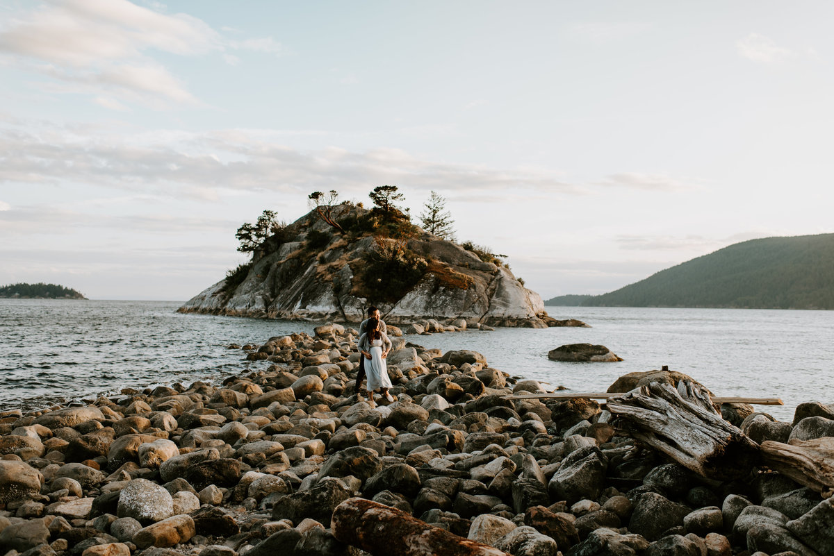 West Vancouver Maternity Photography session