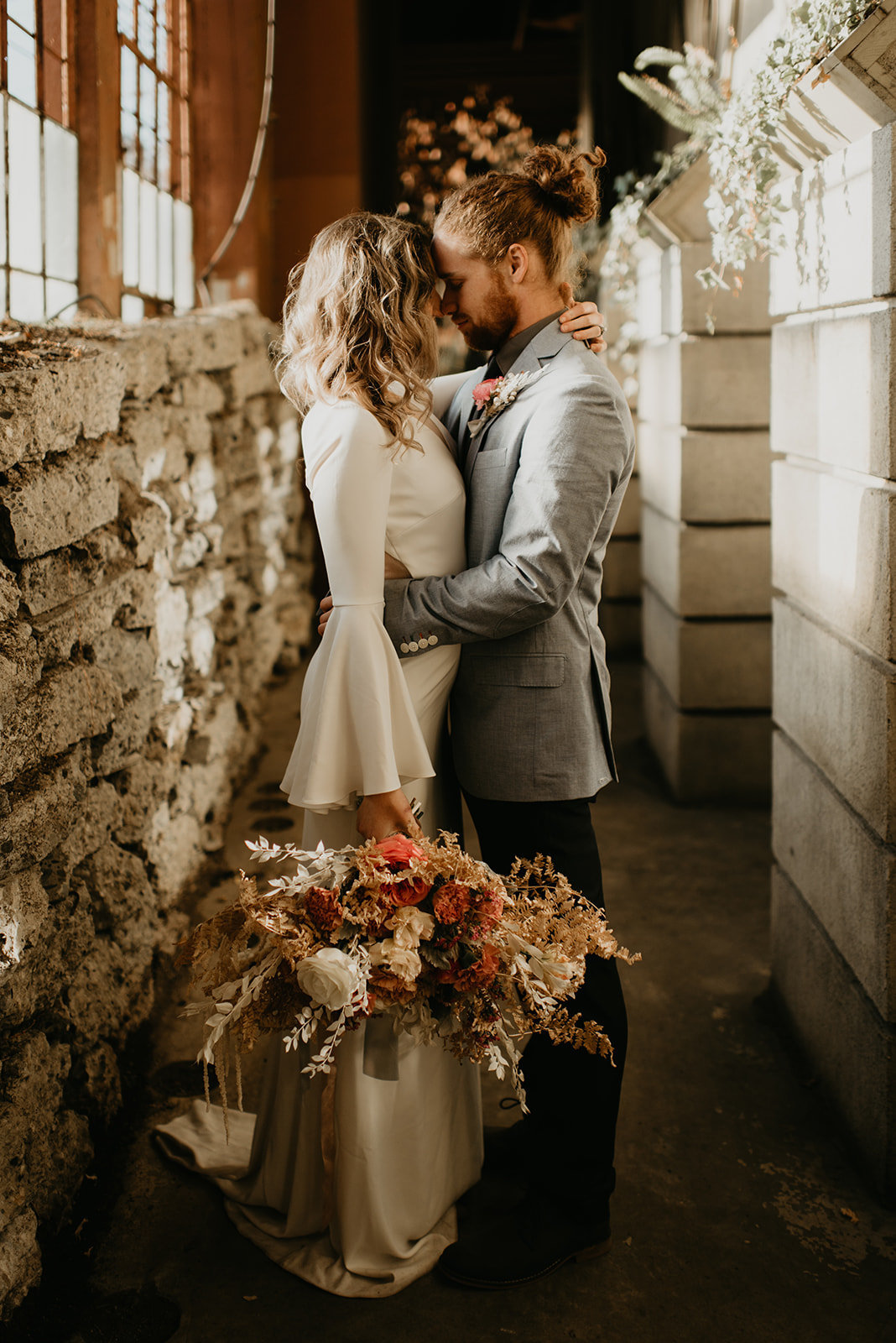 Britty + Beau - Elopement - The Ruins_ Seattle_ WA - Kamra Fuller Photography - Runaway With Me Elopement Collective-155