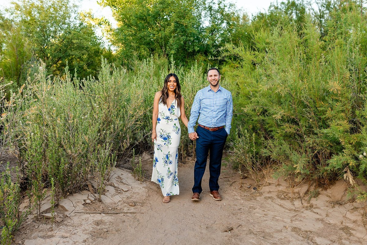 Celina + Colton - Engagement - Salt River Engagement Session-84_Lunabear Studios Portfolio