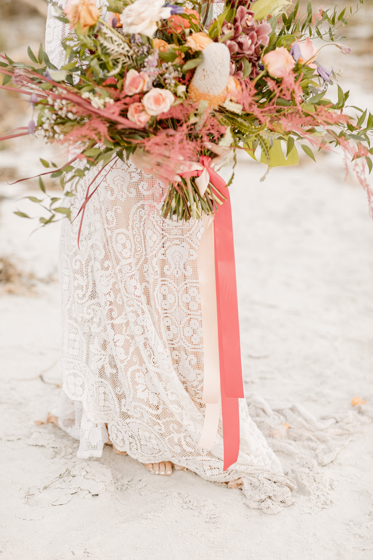 Beach Elopement in Saint Petersburg, Florida 4