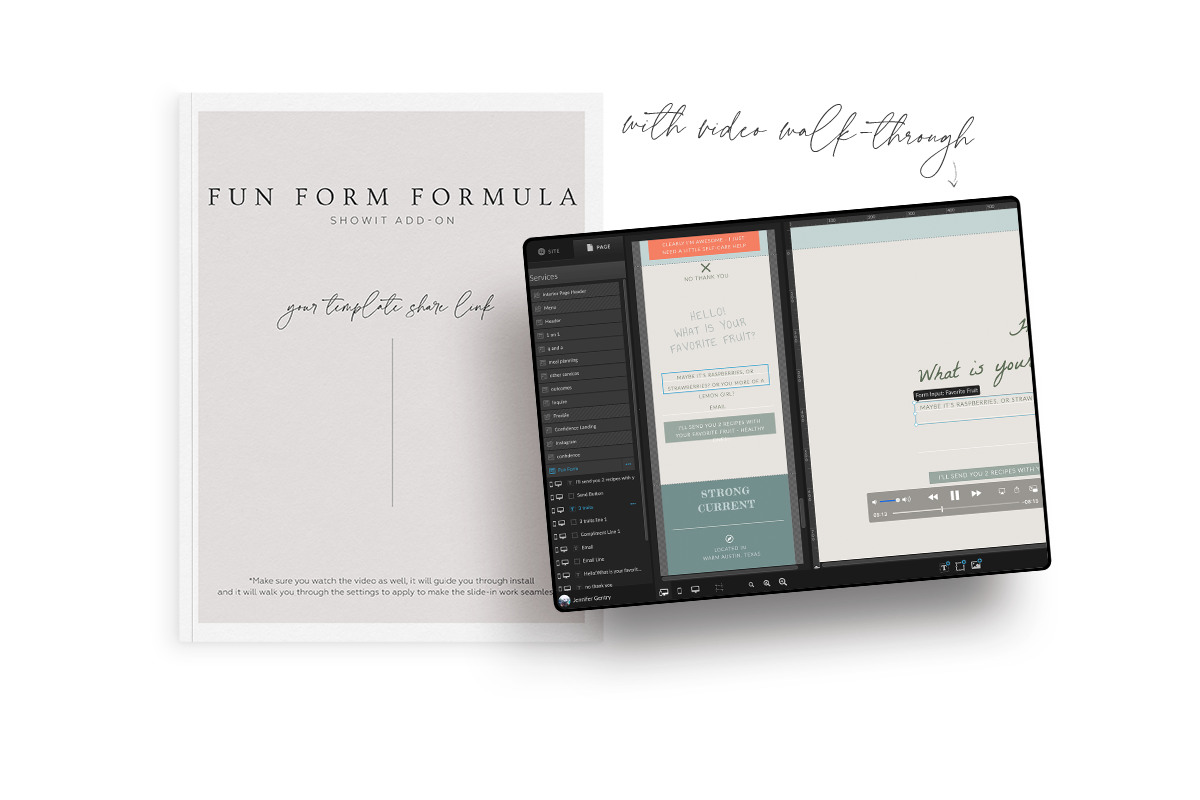 FunFormFormula-showit-site