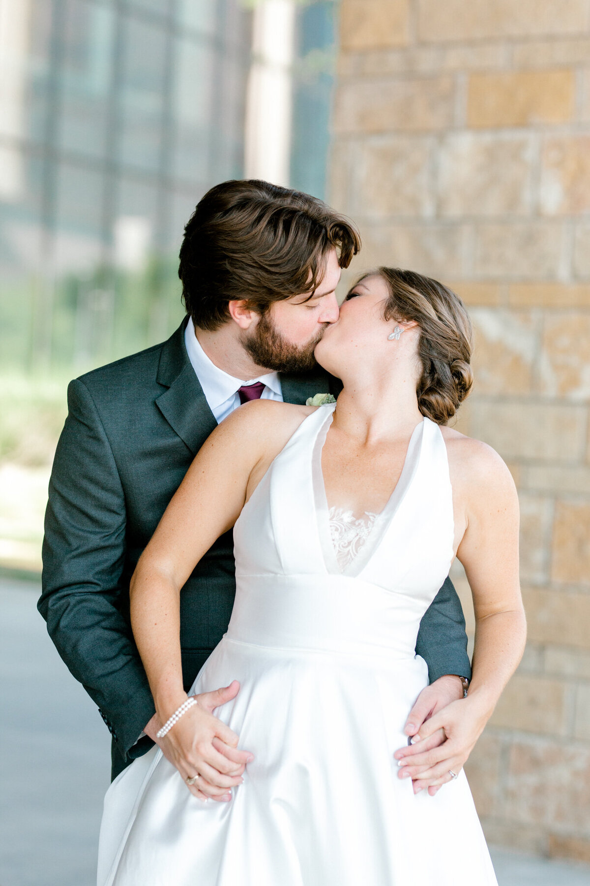 Kaylee & Michael's Wedding at Watermark Community Church | Dallas Wedding Photographer | Sami Kathryn Photography-71