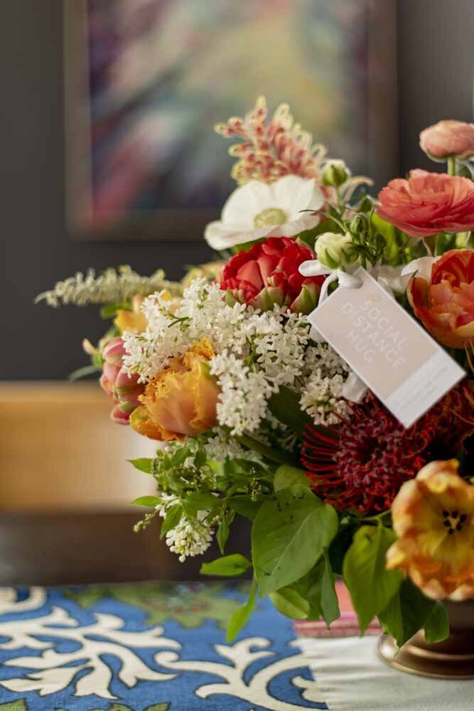 American Grown Flowers by Petals by the Shore, Product Photography by Erin Tetterton Photography