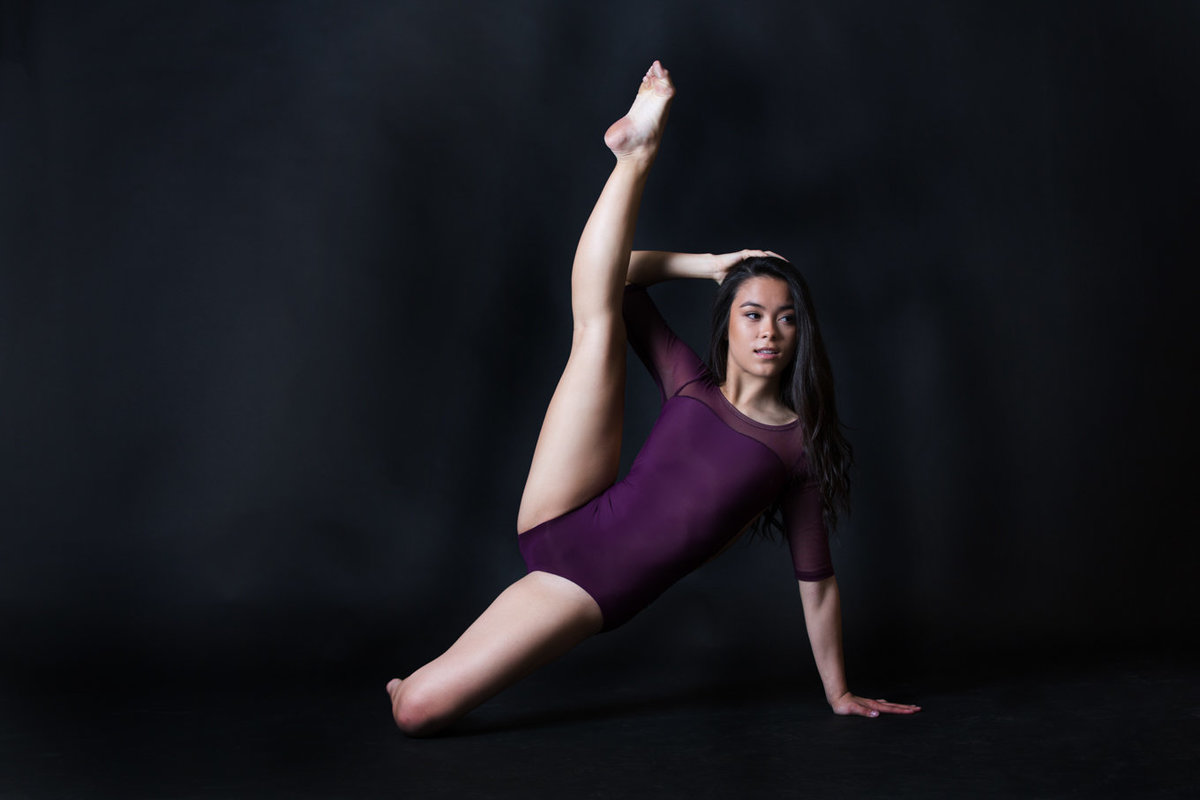High School Senior and Dancer Portrait Photography Bay Area