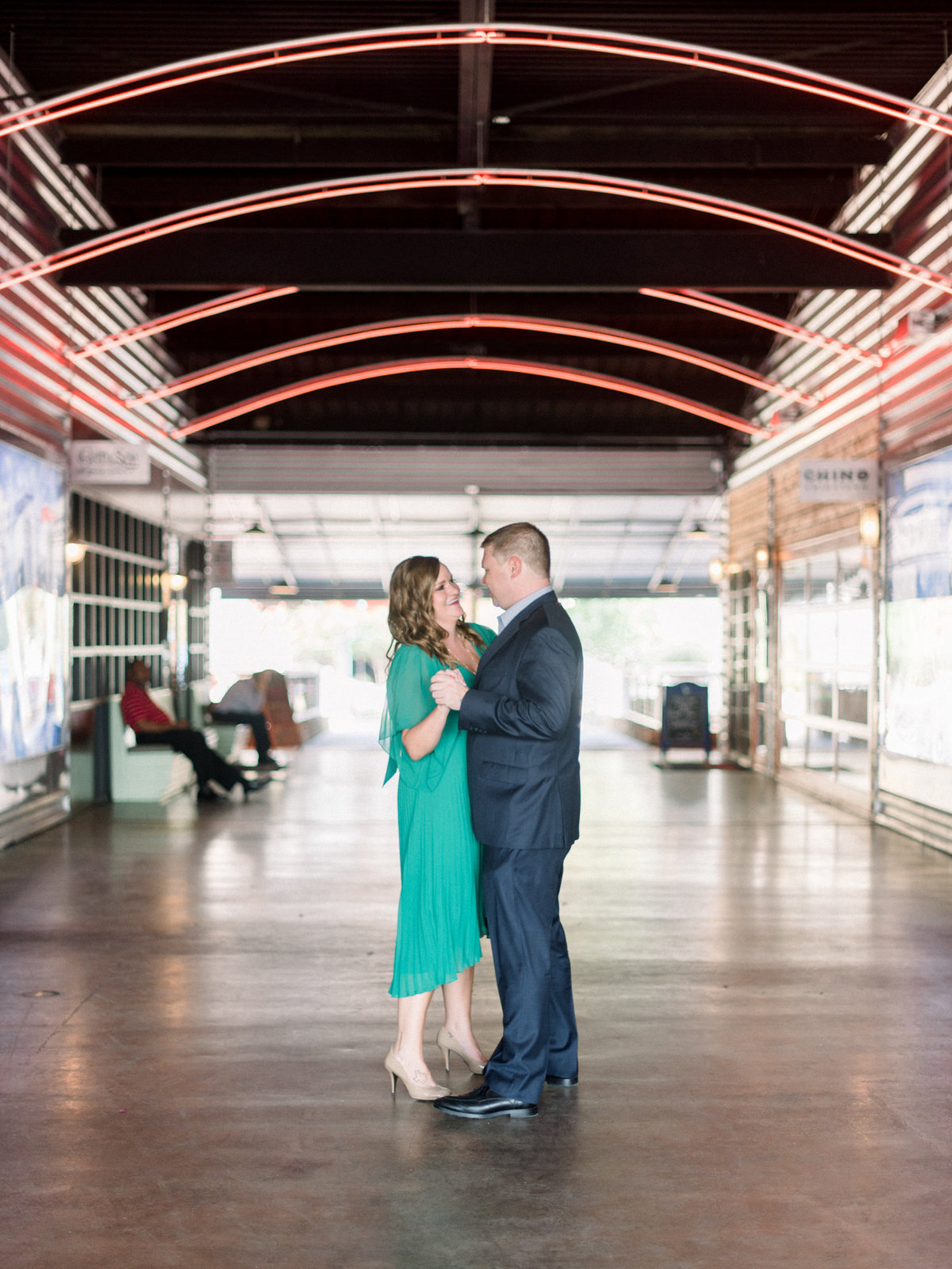 Courtney Hanson Photography - Downtown Dallas Engagement Session-7075