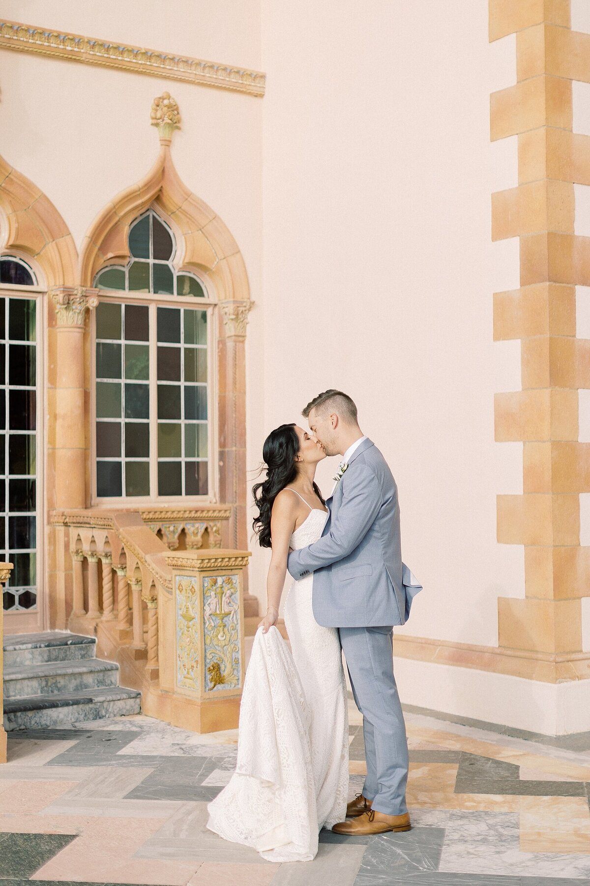 Williams-Siesta Key Florida Ringling Museum Wedding Casie Marie Photography-368