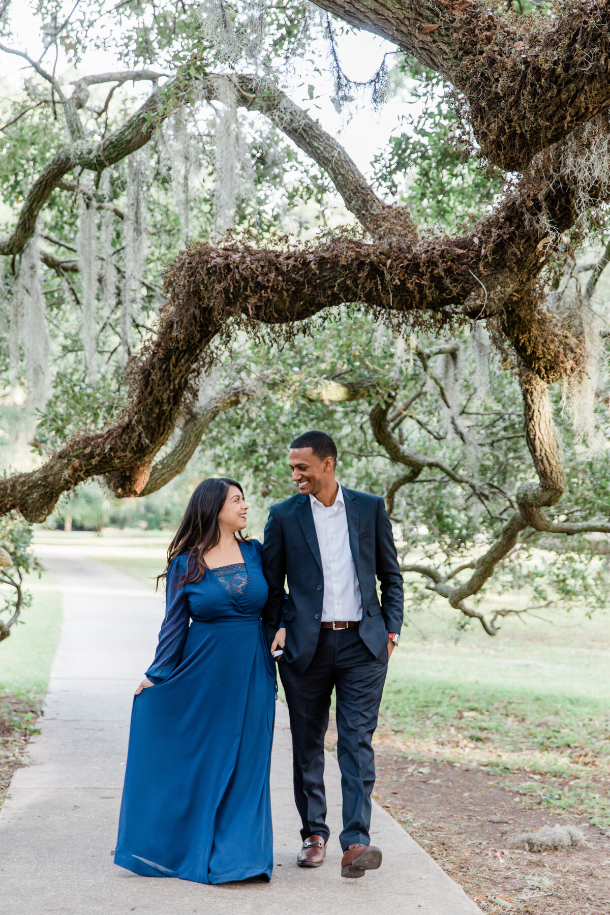 11.13.19 Alexis & Reece's Engagement - New Orleans Louisiana - Ivette West Photography-36