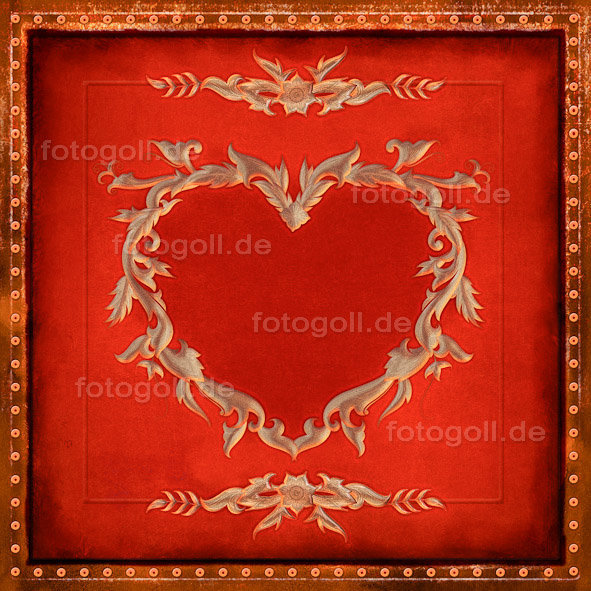 FOTO GOLL - HEART CANVASES - 20120119 - Wealthy Valentine_Square