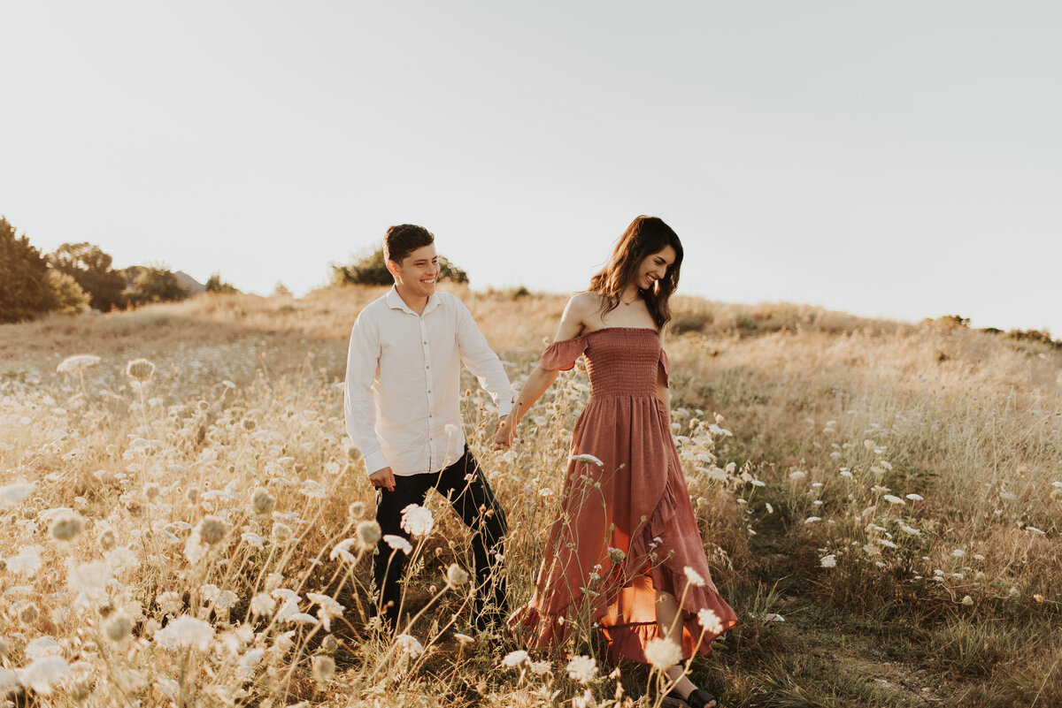 Megan and Diego's engagement at Arbor Hills - Sneak peek-5