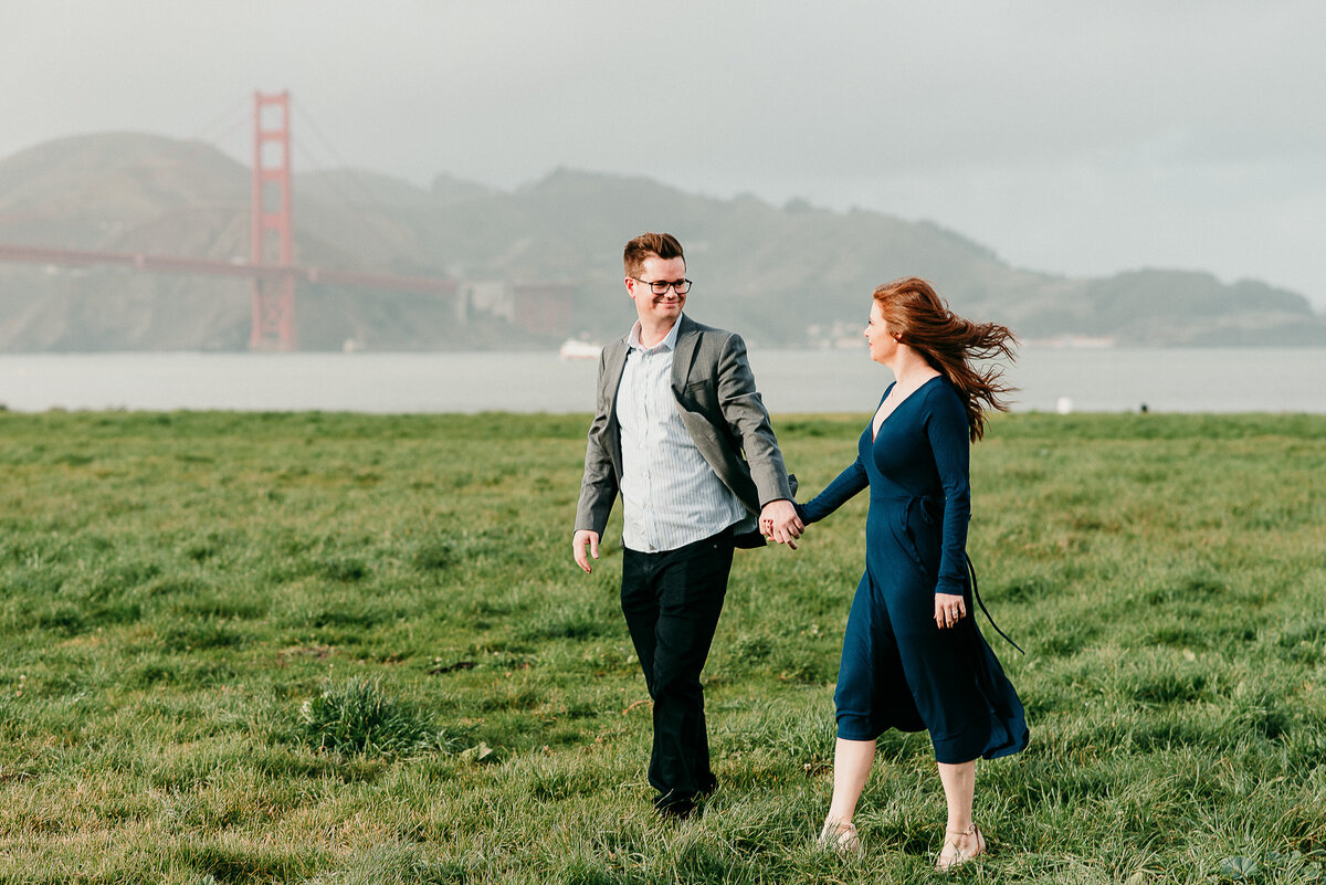 San Francisco Golden Gate Park EngagementPhotographer-19