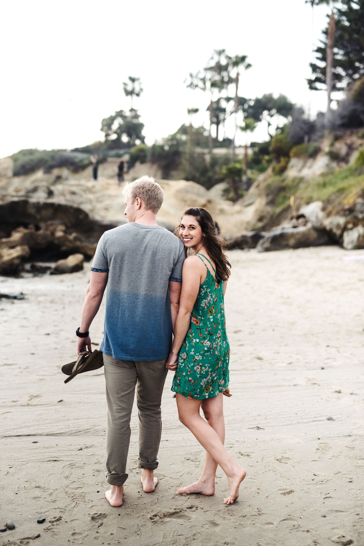 Laguna Beach Engagement Session - 042