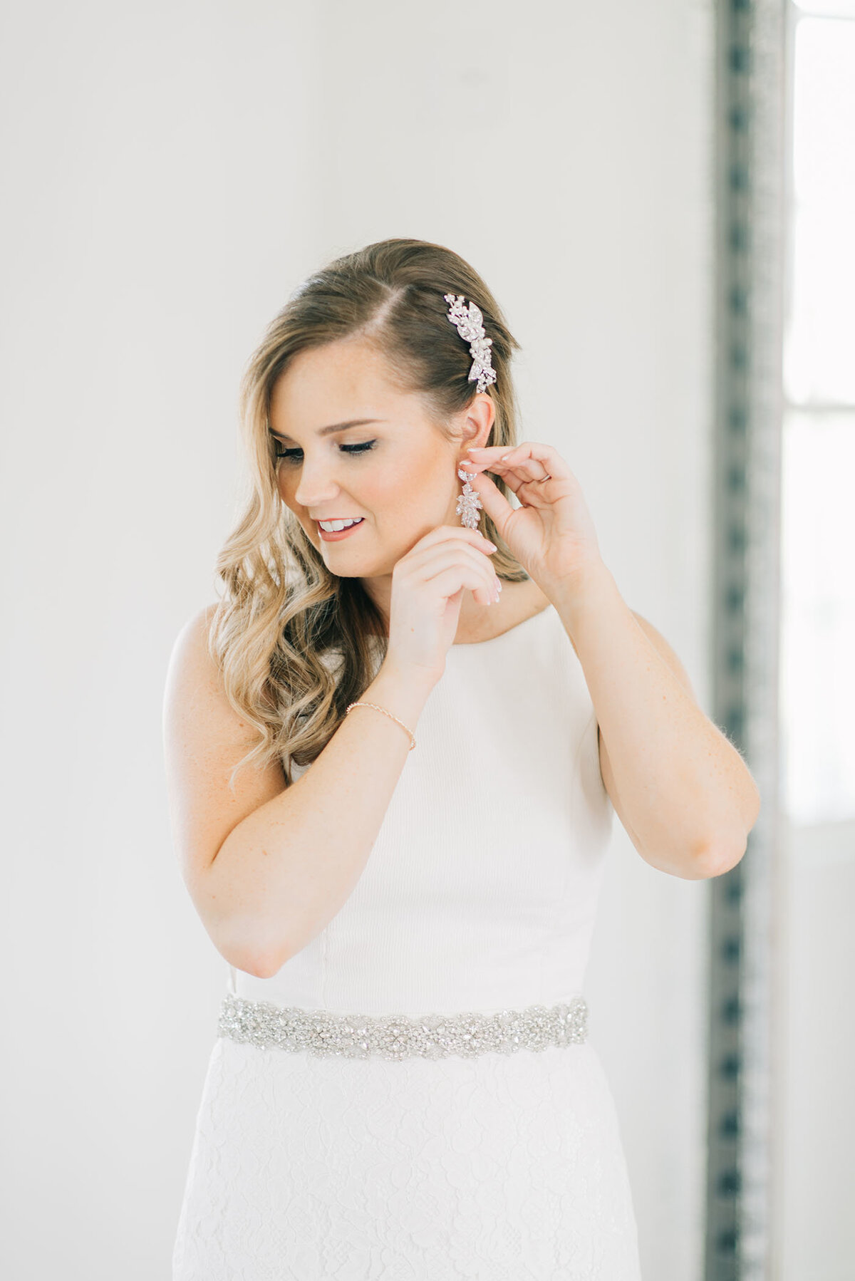 Allora & Ivy Event Co - Dallas Wedding Planner - Brittany Brooks - The Grand Ivory