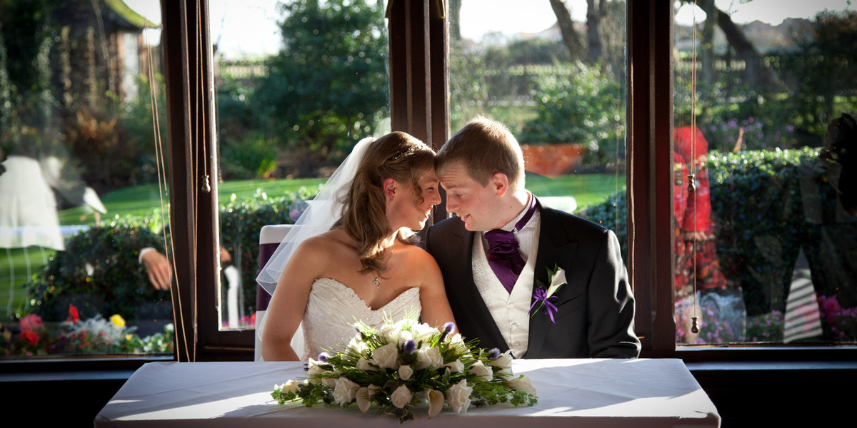 Piersland House Wedding  by Lorna Thorburn Photography