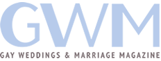 Gay Weddings & Marriage Magazine Logo