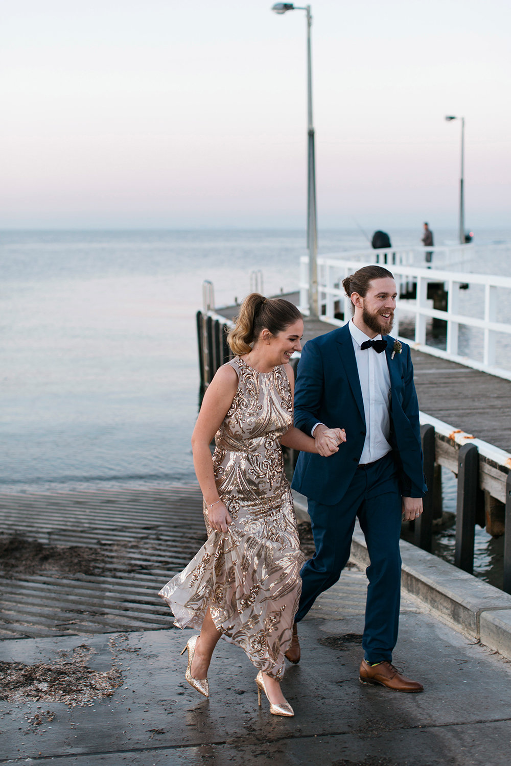 Indented head wedding, by Monika Berry Photographer