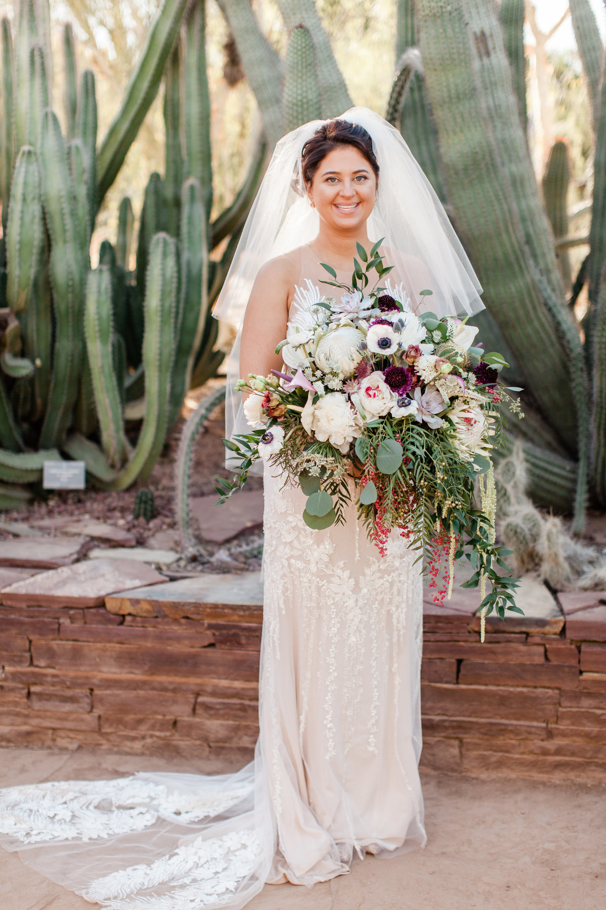 Desert Botanical Garden Wedding-2337
