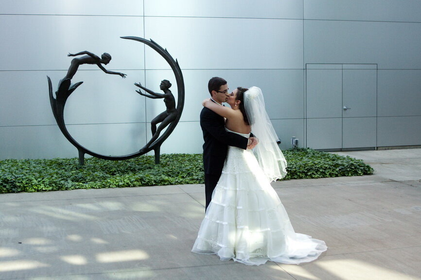 Akron Art Museum Wedding_0007