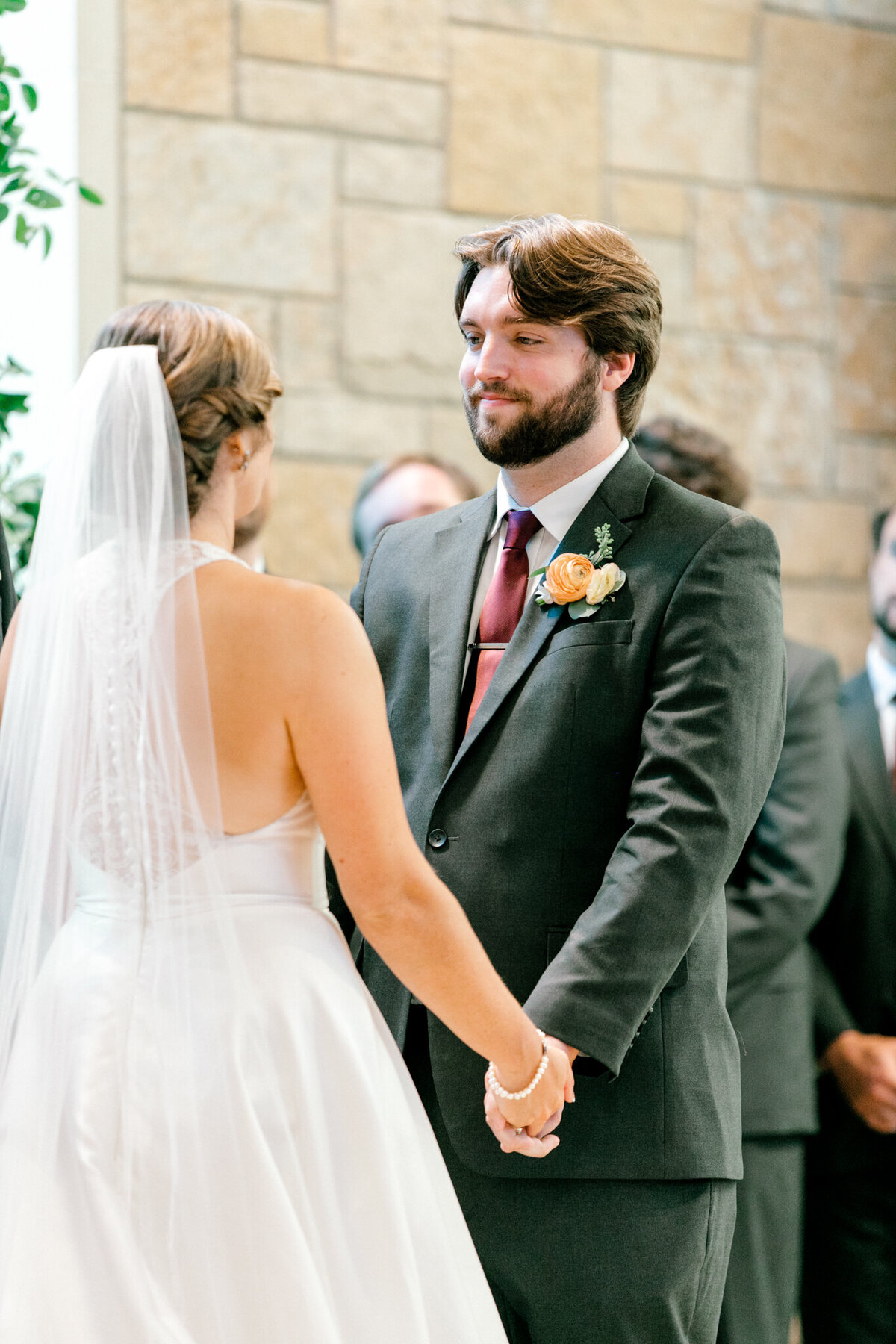 Kaylee & Michael's Wedding at Watermark Community Church | Dallas Wedding Photographer | Sami Kathryn Photography-112