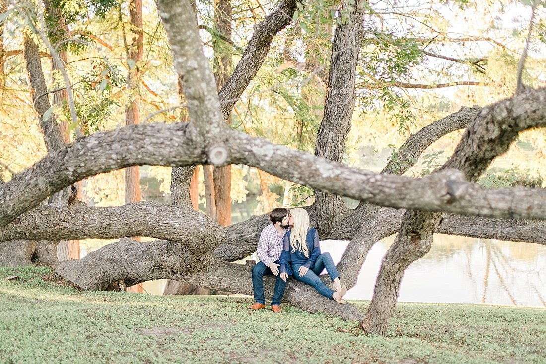 Camp Rio Vista and Camp Sierra Vista wedding engagement photos in Ingram, Texas_0029