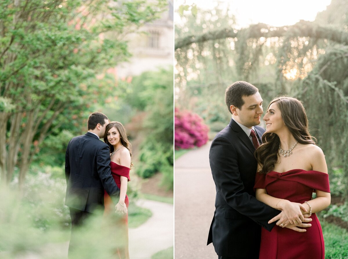 Biltmore Estate Engagement Session 30