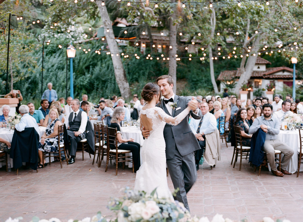 Rancho Las Lomas Wedding Fine Art Film Photographer - Hello Blue Photo -536